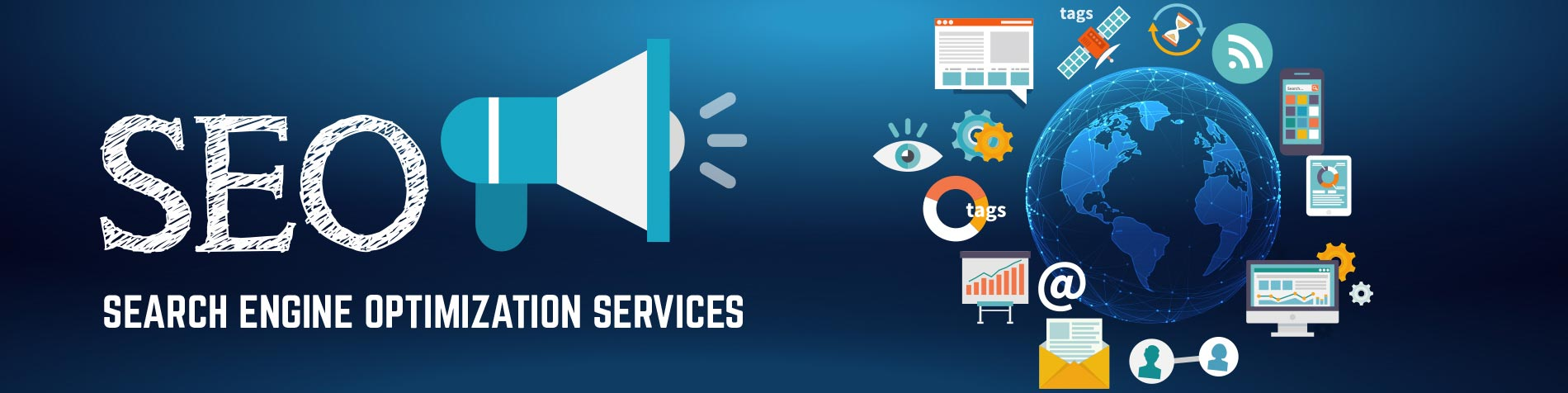 Search Engine Optimization services Noida v2infotech