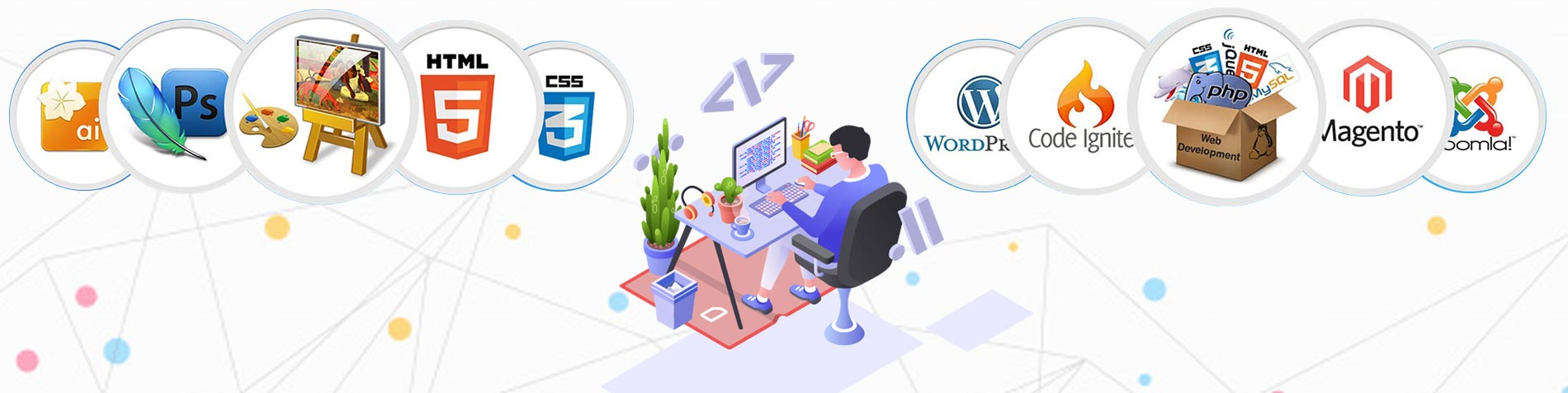 Website Development Services Noida
